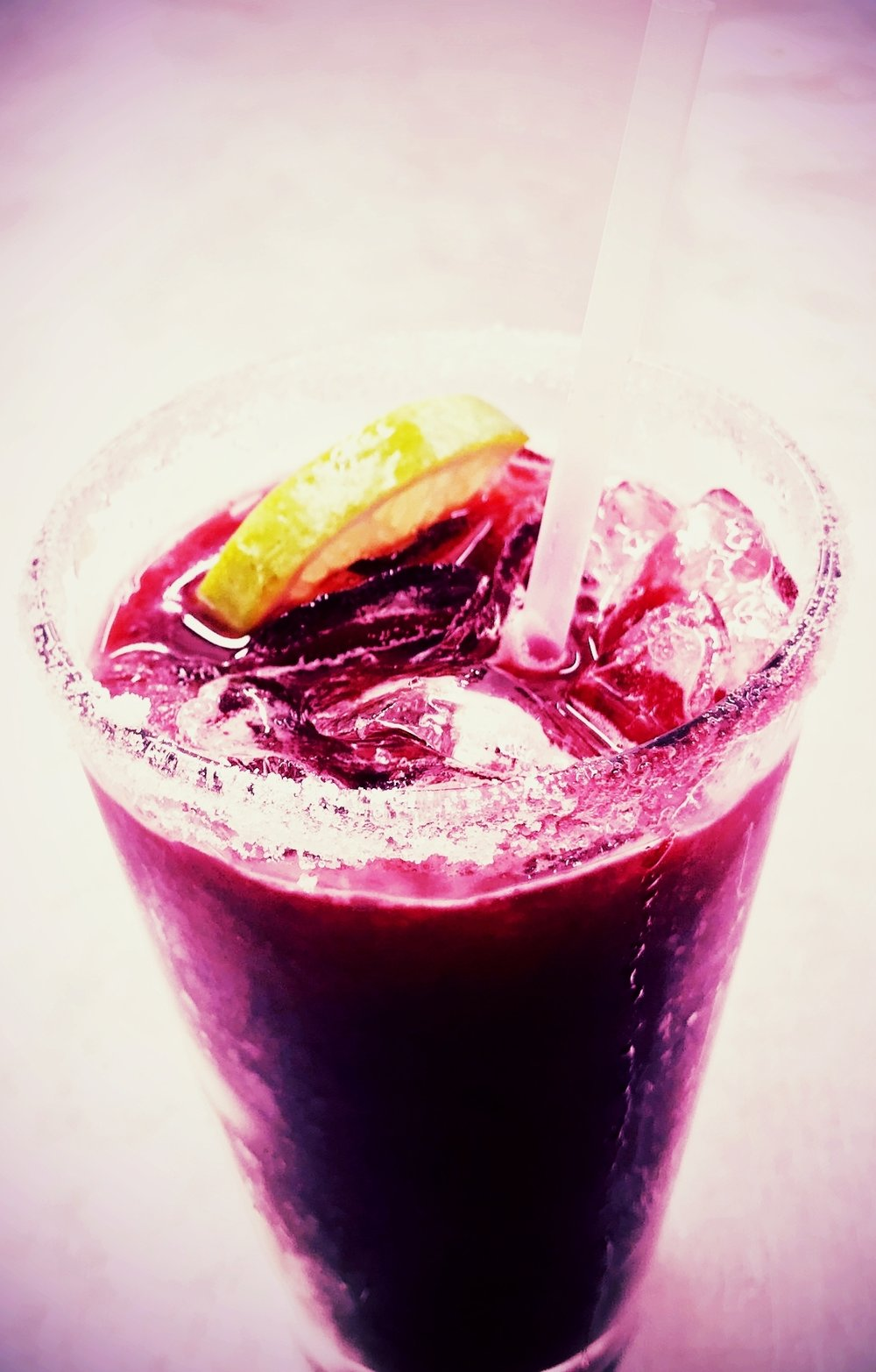 Marionberry Margarita