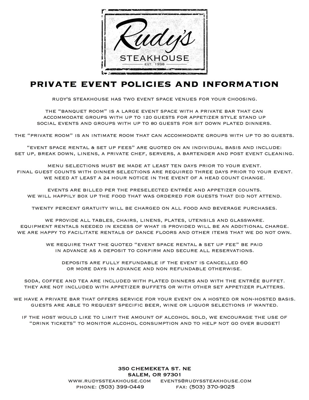 Rudy's Steakhouse Event Policies and Information.jpg