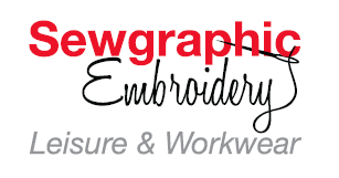 Sewgraphic Embroidery: FXD workwear, Syzmik and more