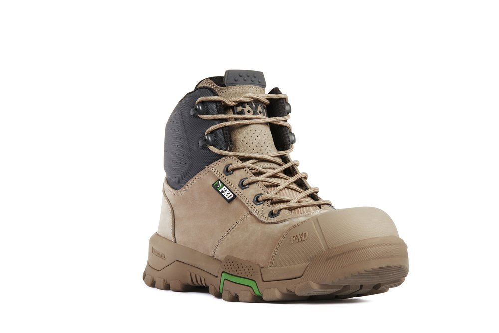 FXD WB-2 work boots (Stone front)
