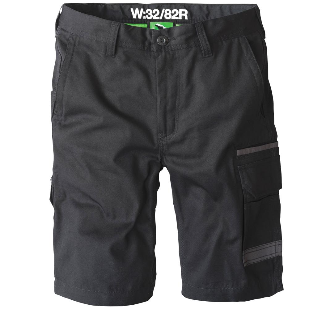 FXD Workwear WS-1 work shorts black