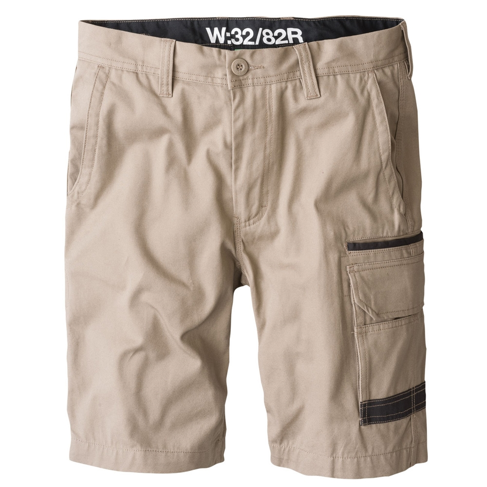 FXD Workwear WS-1 work shorts khaki