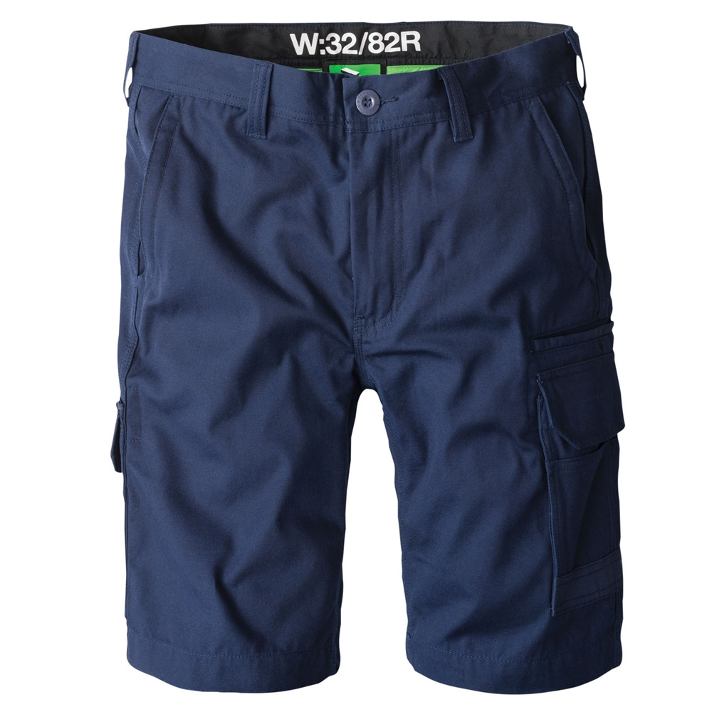 FXD Workwear WS-1 work shorts navy