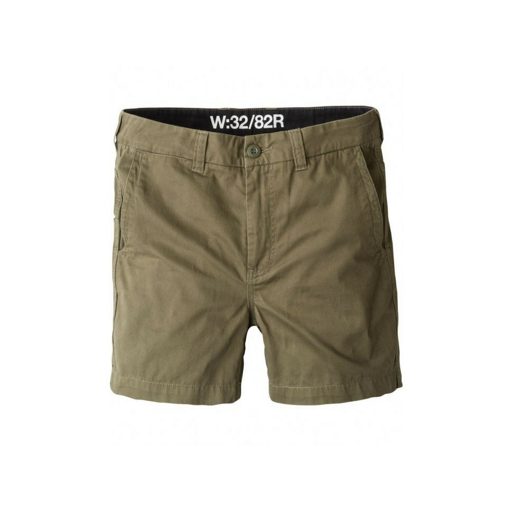 FXD Workwear WS-2 work shorts green