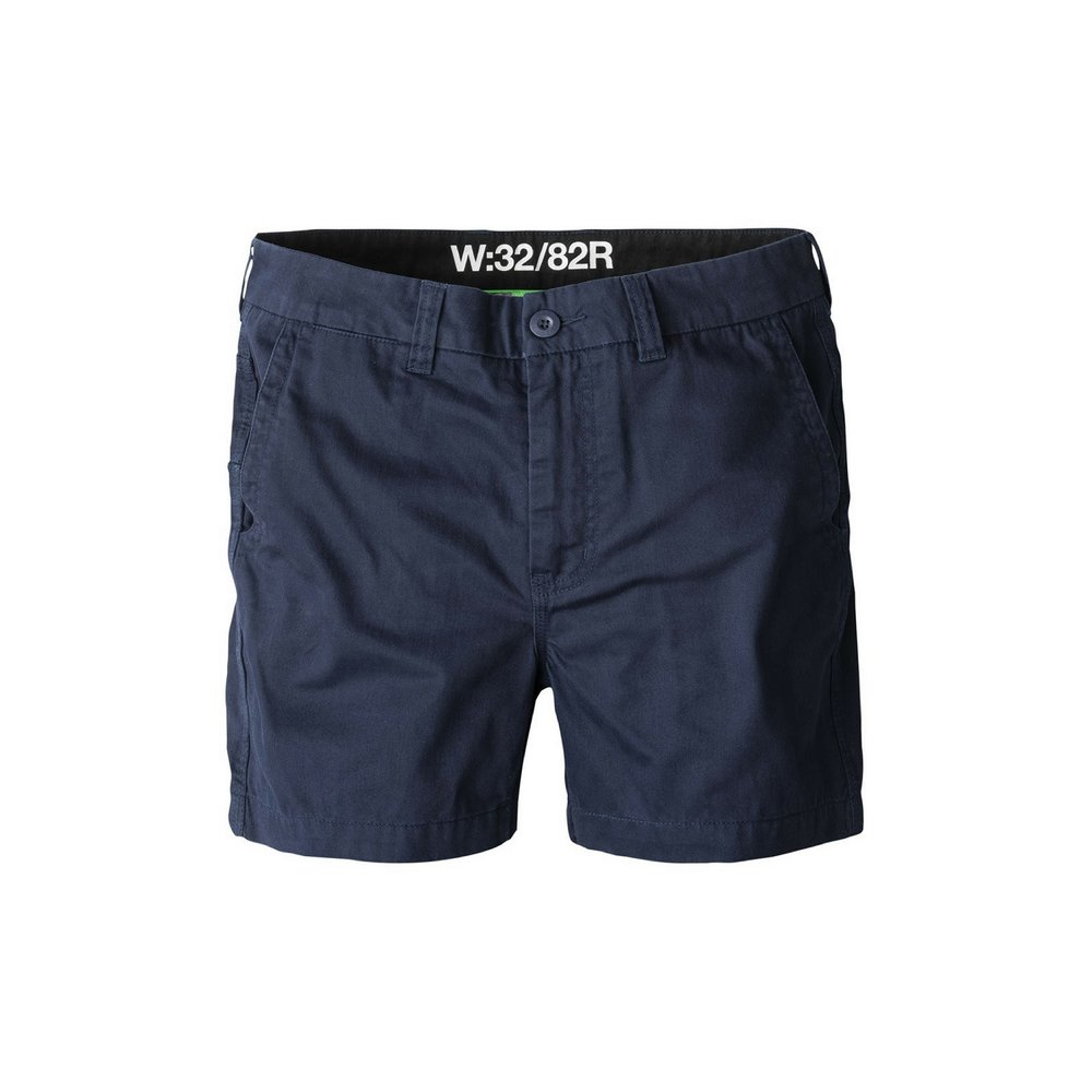 FXD Workwear WS-2 work shorts navy