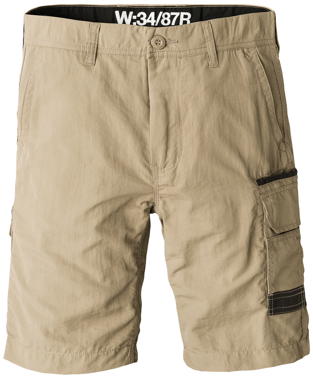 FXD Workwear LS-1 work shorts khaki