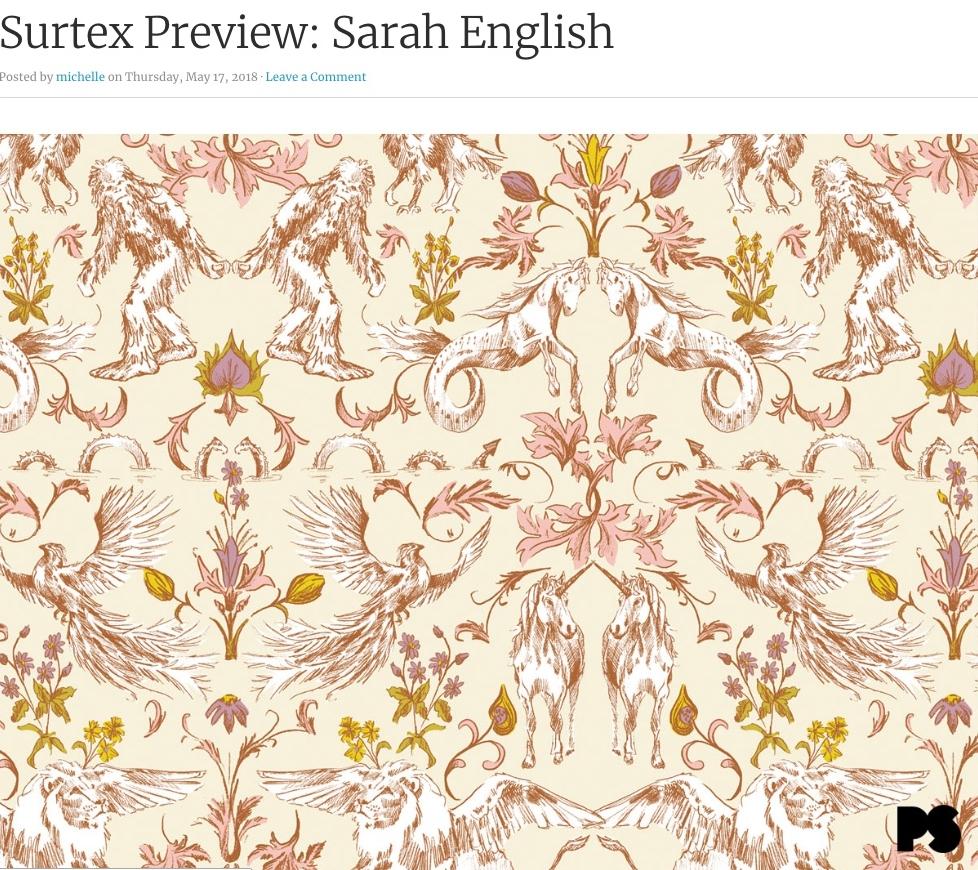 Pattern Observer: Surtex