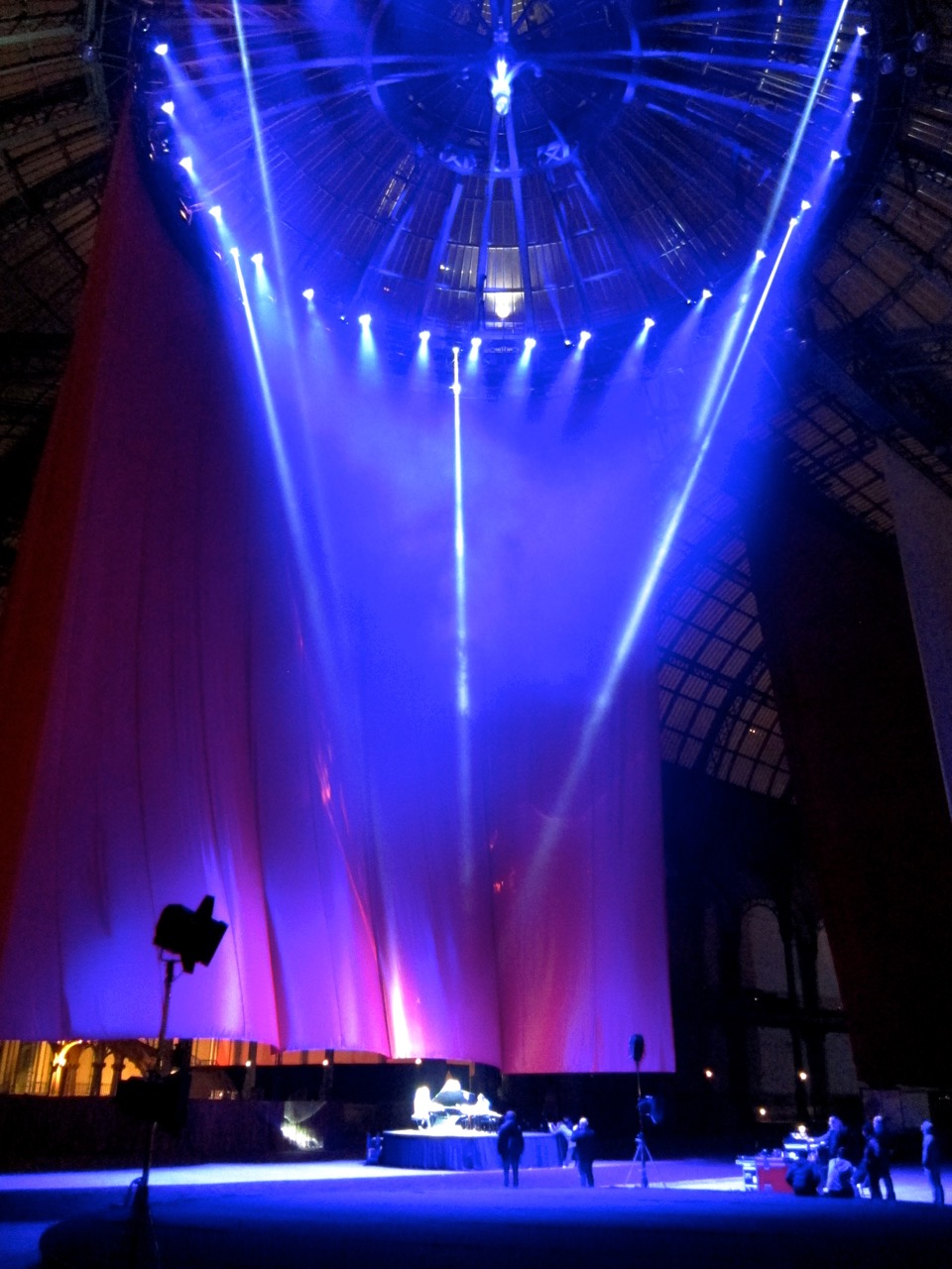 Nuit De Chine at Le Grand Palais 2014