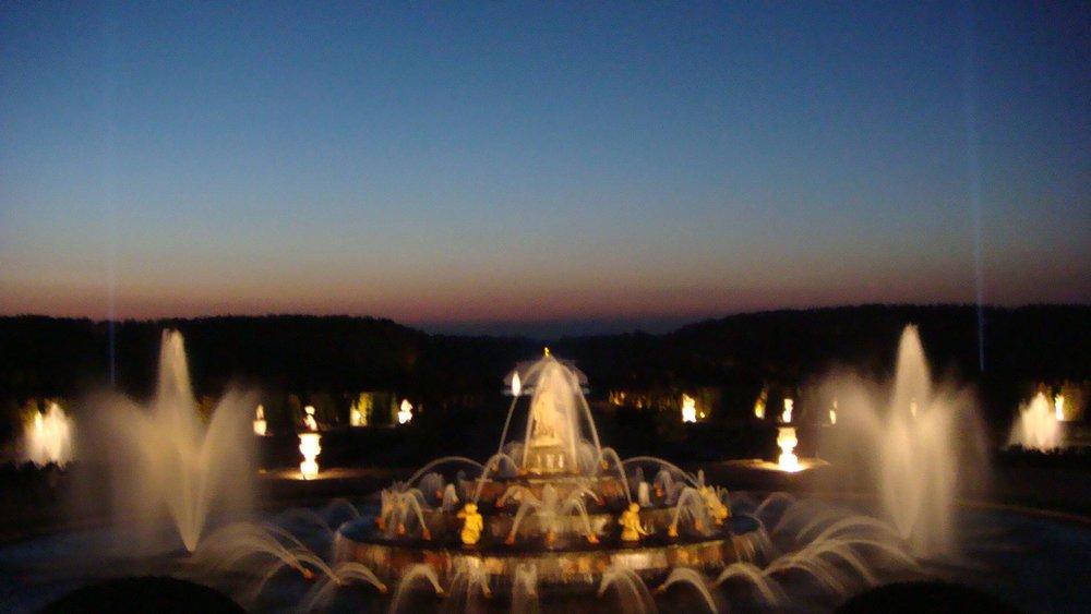 Chateau De Versailles - Versailles Off 2007