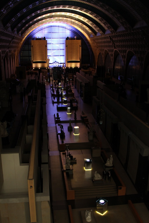 "Hermès Fragrance Launch of ""Jour"" at the Musée D'Orsay - 2012 - Produced by Eyesight Group"