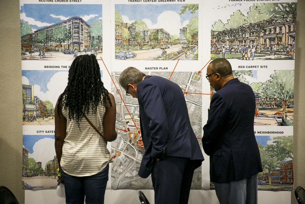 St. Paul's Area Restoration. - Lewis Webb weighs in on the community challenges facing Norfolk.