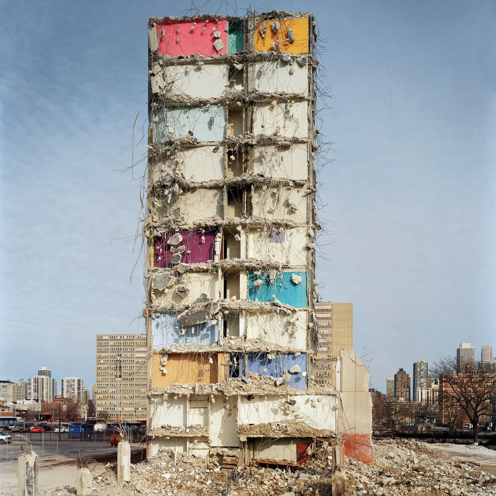 Chicago Demolishes Its Public Housing - And where the residents move to is far from better.