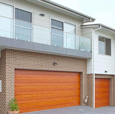 Timber Look Garage Door Repair Murwillumbah Northern Rivers NSW