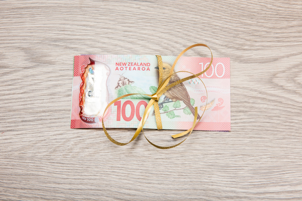 Deed of Gift - $165