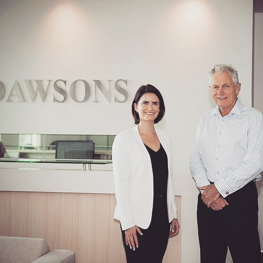 Meet the partners of Dawsons - father/daughter team Bill and Claire Endean #lawyers #eastauckland