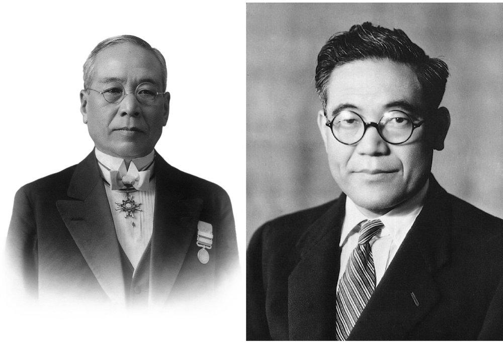 Sakichi & Kiichiro Toyoda, Toyota Motor Corporation