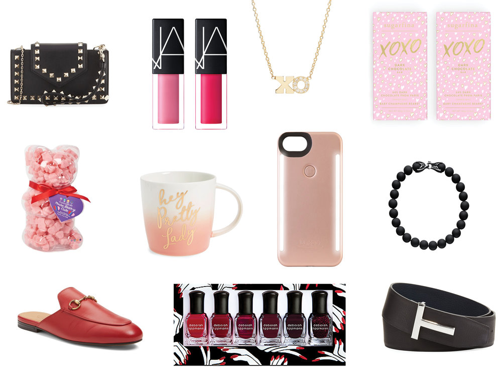 Valentines' Day Gift Guide selections