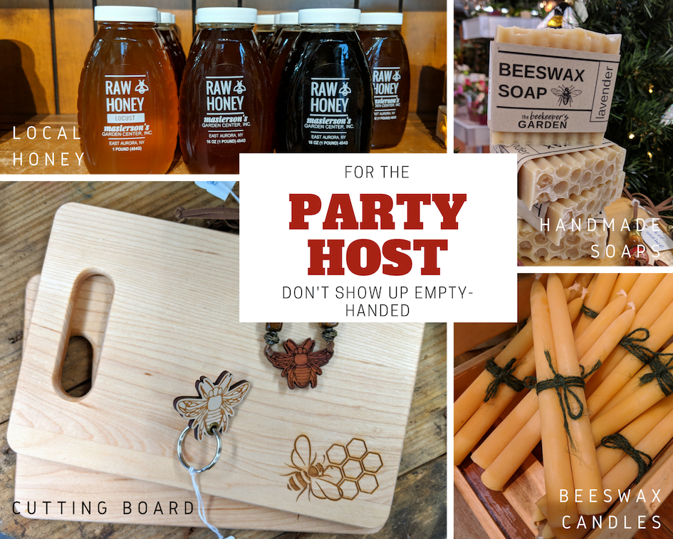 Bringing a bottle of wine is cool and all, but step up your host/ess gifting this year!