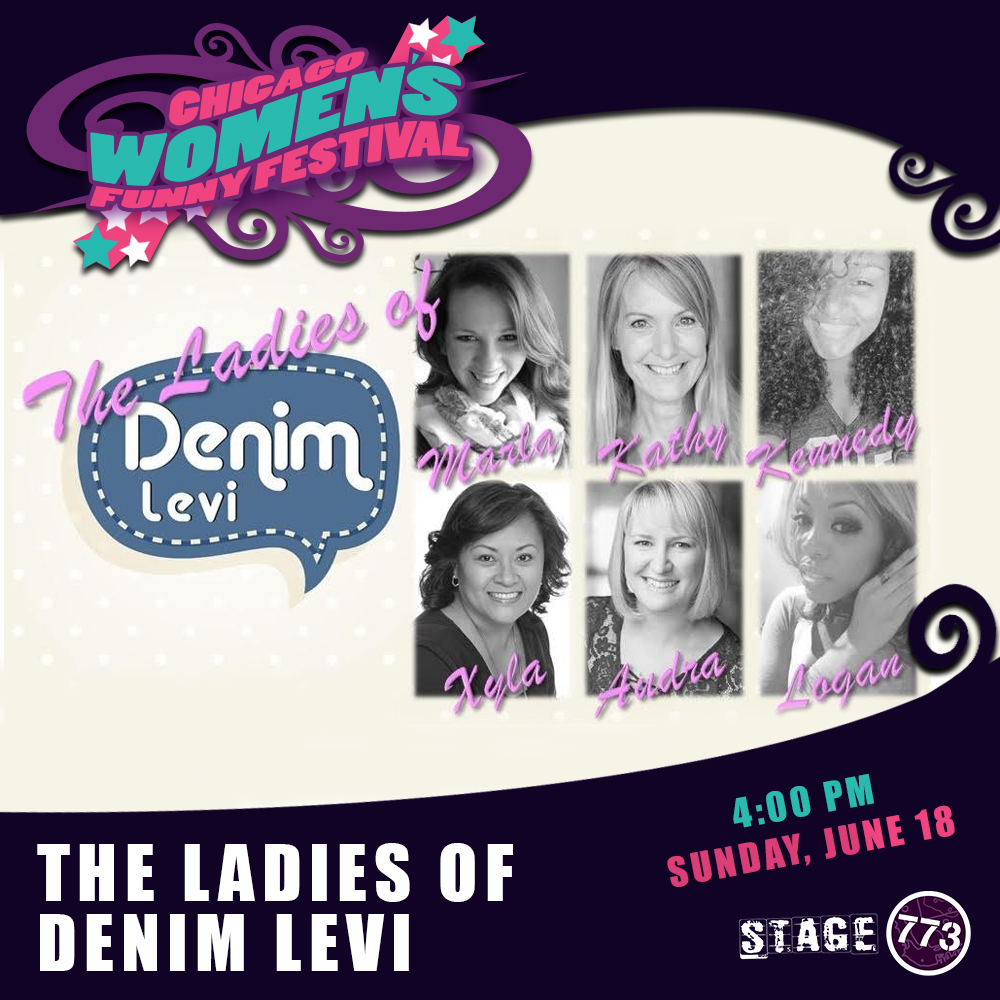 Ladies of Denim Levi.jpg