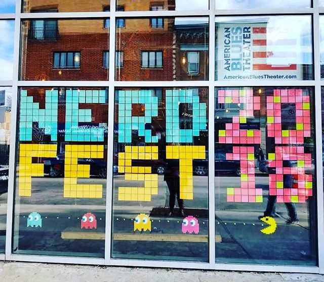 It's just about time for @chinerdfest!! This Thursday-Sunday! #cncf2018 #nerdfest