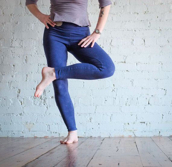 Women's Hemp Leggings