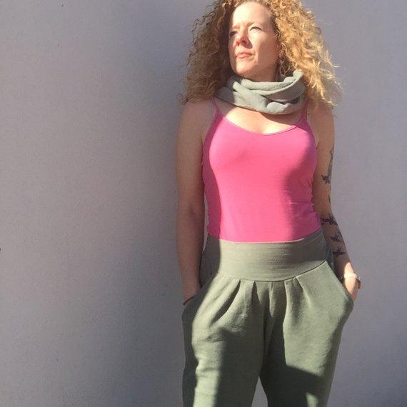 OlyOM Hemp Fleece Pants
