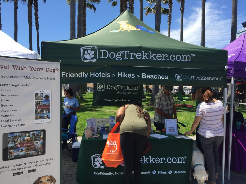 DogTrekker.com  is an easy way to discover pet friendly places to visit with your family!