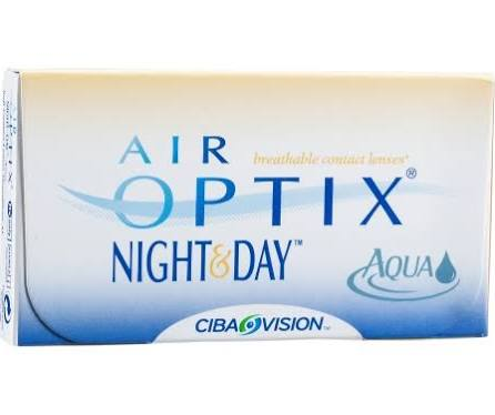 Air Optix Night and Day is $61.95