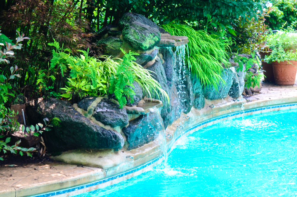 Water Feature service in morris county