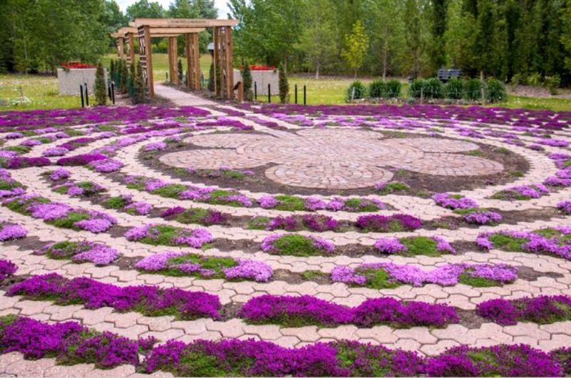 2014labyrinth3 87febde0.jpeg. The Wonders Of Garden Labyrinths