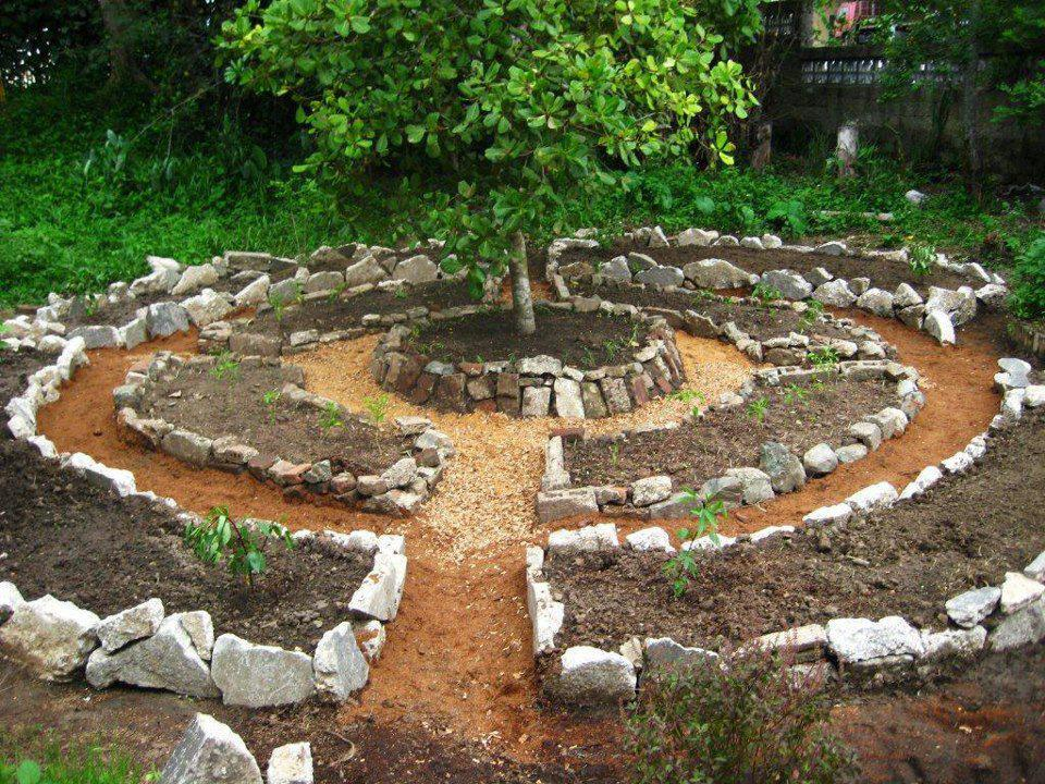 Garden Labyrinths: A Journey To The Center