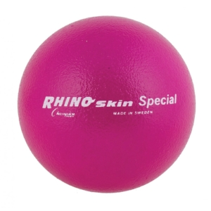 RhinoSkin Foam Dodgeball in Pink!