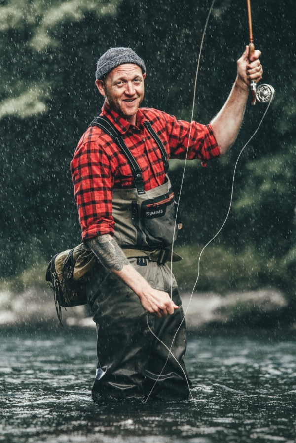 Bucky Buchstaber, Executive Director, Fly Fishing Collaborative