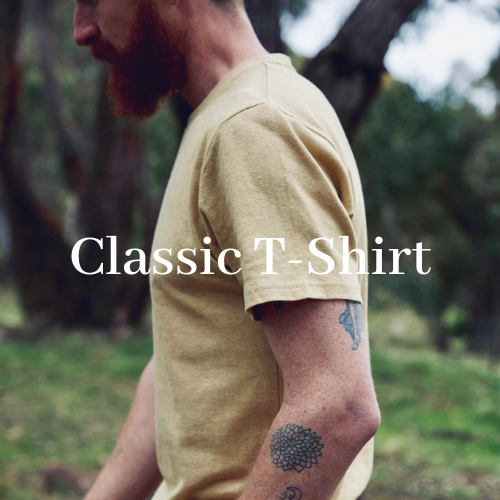Shop - The Classic Tee
