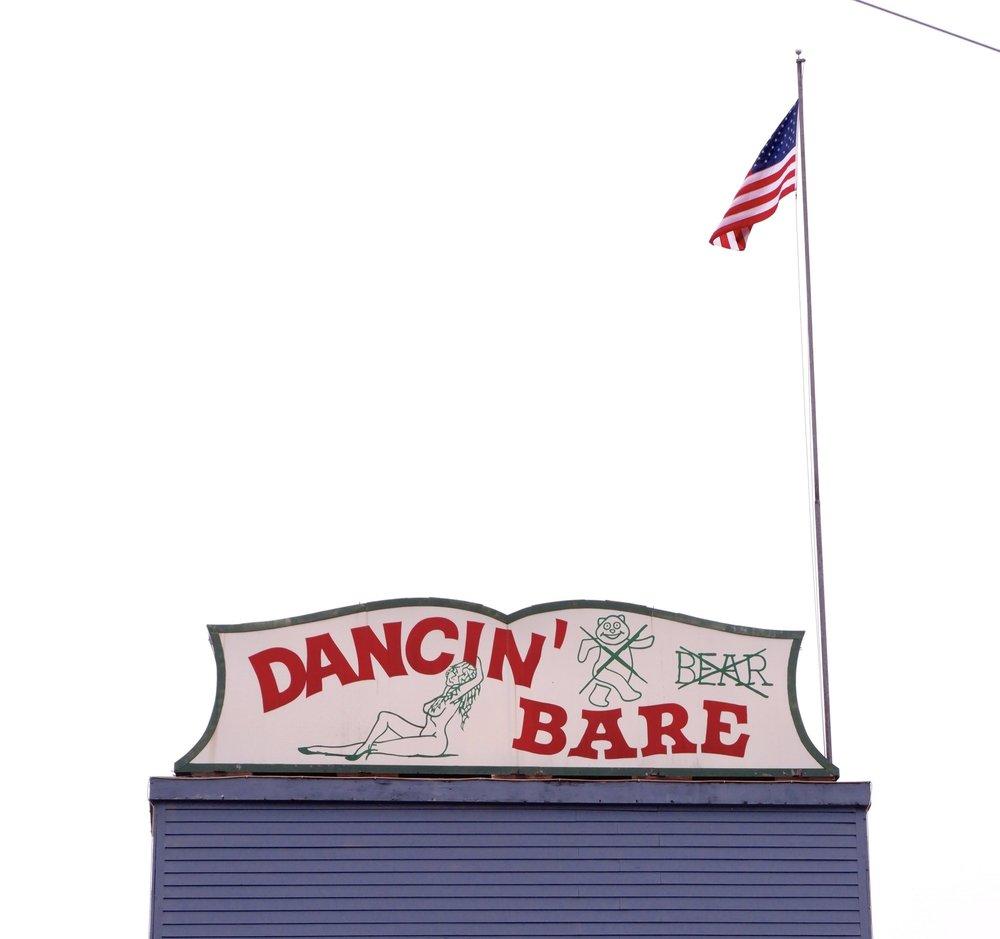 Dancin' Bare, Kenton - Nathaniel Barber blog