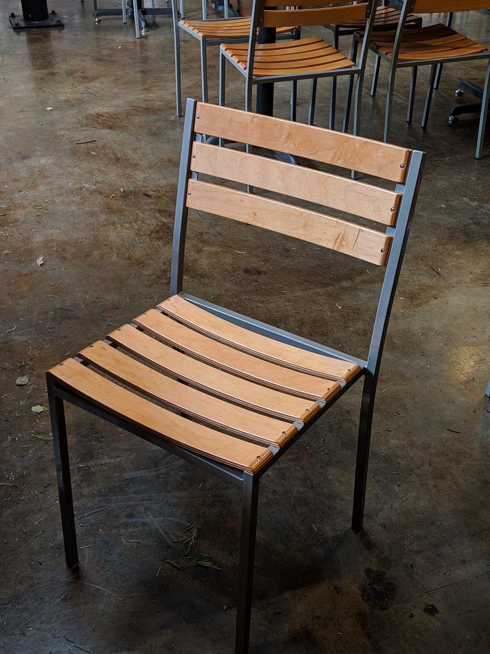 Custom chair - Nathaniel Barber blog