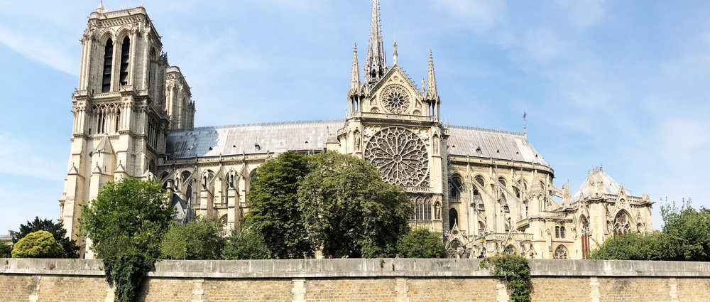 Cathedral of Notre Dame - Nathaniel Barber Blog