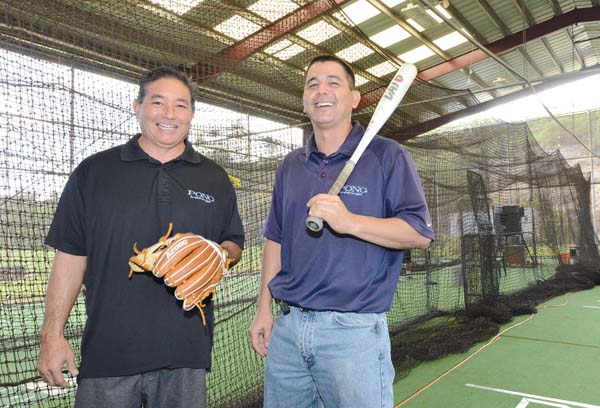 All PONO Coaches, Dean Yamashita & Craig Okita - Stepping up to the plate, making a positive impact through baseball [MAUI NEWS]