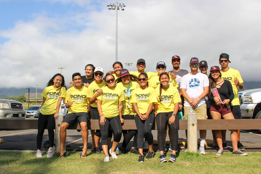2018 All PONO Fun Run