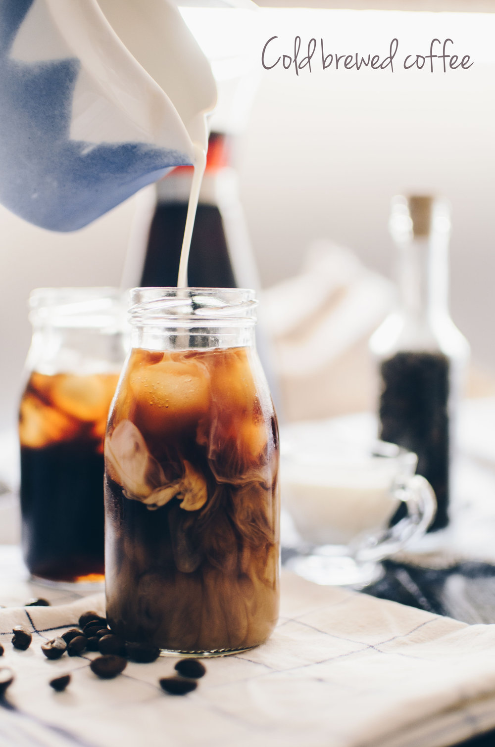 Cold brew coffee for kitchen therapy India