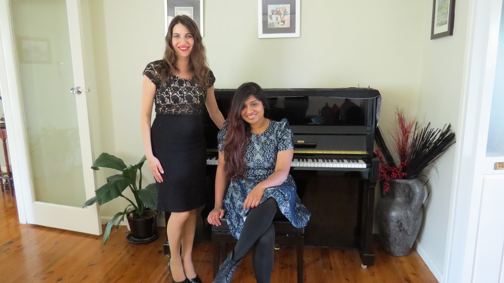 PIANIST   Partnership with La Voce Music