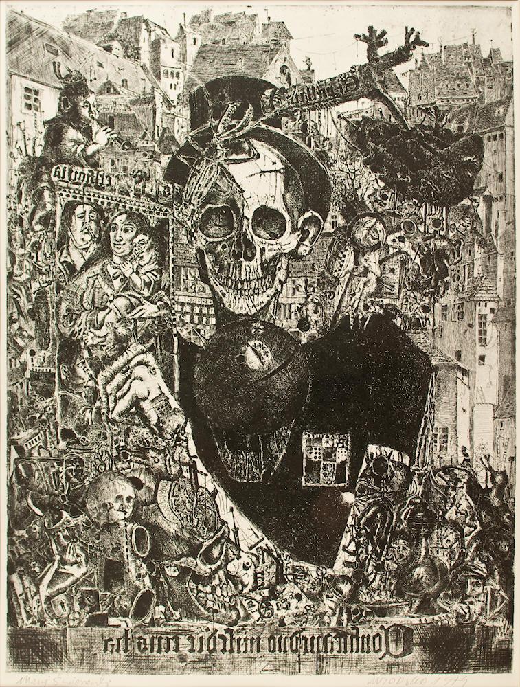 Ecce Homo, 1974