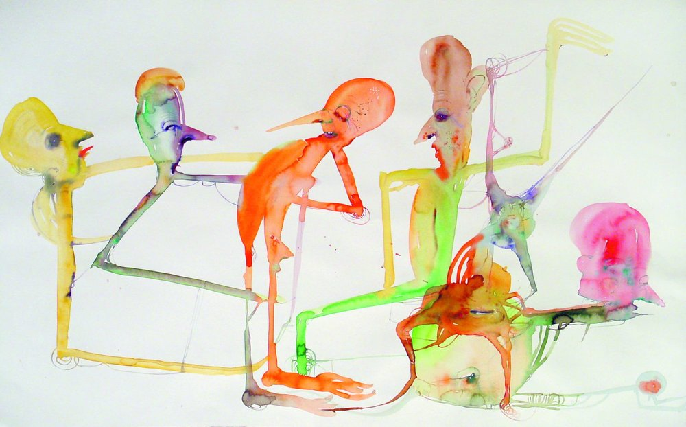 Kompozycja, 2001