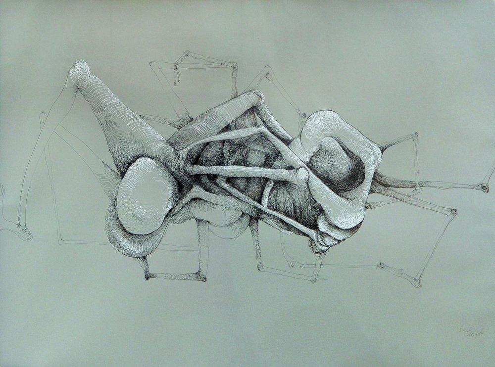 "Z cyklu ""Ecce Homo"", 2000"