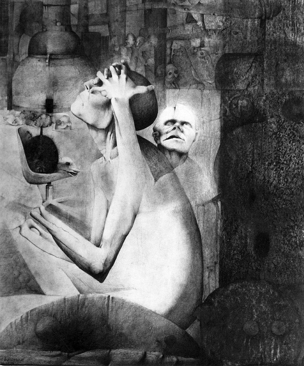 Otchłań I, 1977