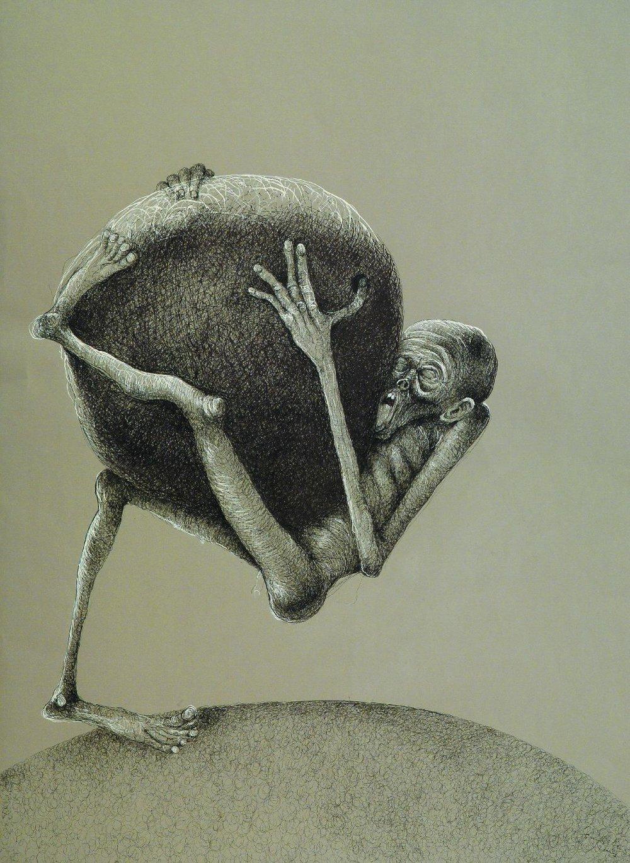 Sisyphus V, 1982