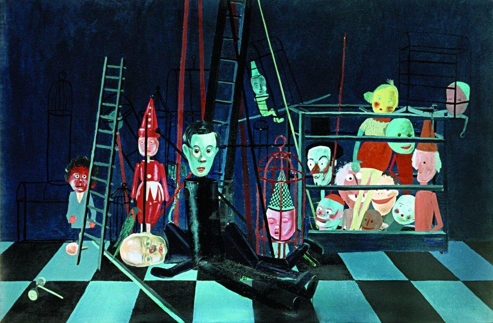 Manekiny, 1982