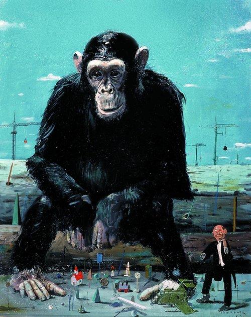Illuminations II, 1980