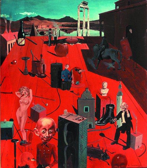 Dream, 1982