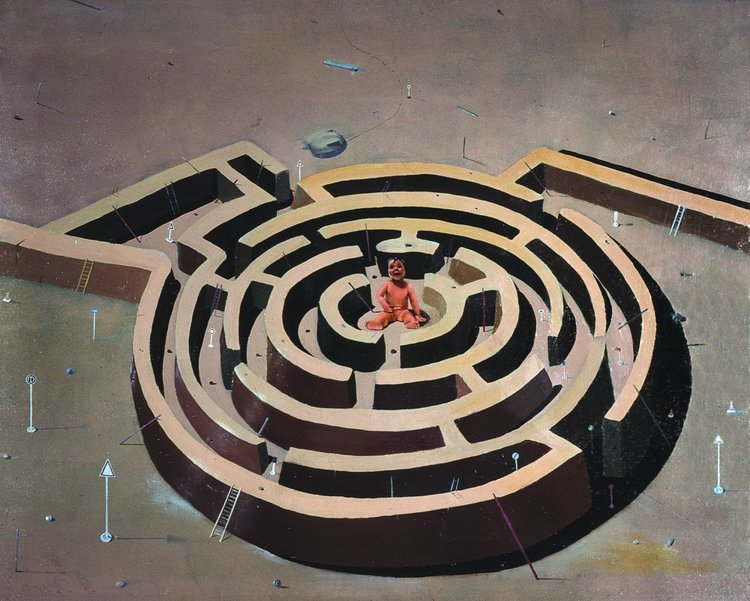 Labyrinth, 1978
